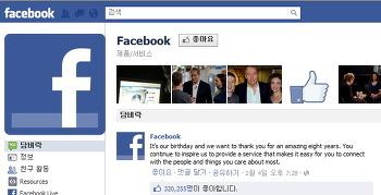Facebook 과 싸이월드 차이점!!