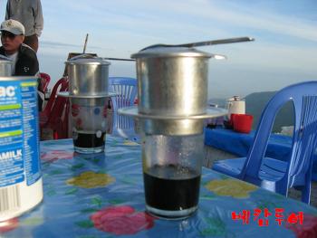 베트남 커피에 대한 자료정리 및 시음기