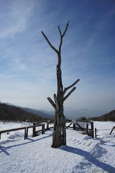 소백산 등반, 겨울 등산의 즐거움