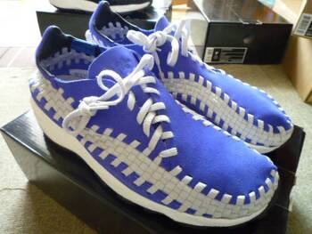 footscape woven