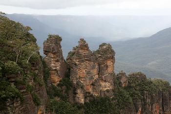 블루마운틴 에코포인트(Eco point) 와 시닉월드 (Scenic World) 둘러보기 _ 호주여행 일곱째날 (2010. Mar)