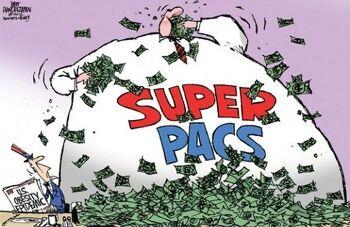 미국대선, 슈퍼팩(Super PAC)이란?