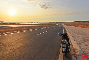 베트남 하롱 여행 #6 - 바이짜이(하롱베이)에서 오토바이 렌트하기