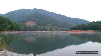 [배스낚시 2017년 05월말-충북 옥천 대청호 이평리]산란후 배수중