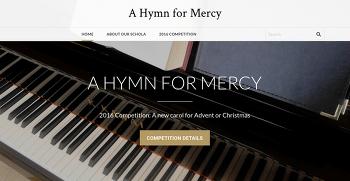 A Hymn for Mercy ( 창작 캐록 공모 : 2016년 8월 15일 마감 )