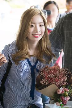 [2017.05.28] 안녕하세요 출근길 트와이스 다현