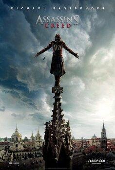 영화 '어쌔신 크리드 Assassin's Creed', 15세기 스페인으로 돌아간 마이클 패스벤더