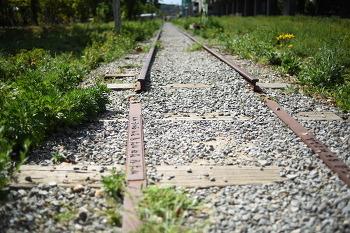 무수히 겹쳐진 기억의 길 :수인선 협궤철도과 소래염전 소금창고