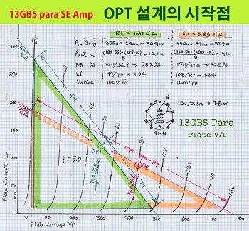 13GB5 Para SE Amp OPT/6LF8 -etc