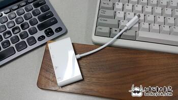 삼성 갤럭시 탭 프로S 때문에 HDMI·LAN 포트 달린 USB 3.1 (Type-C) 컨버터를 샀지만....