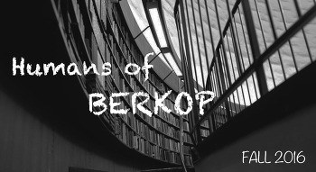 BERKOP 13기 :: Humans of BERKOP [미디어]