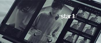 [잡지/메이킹] 앳스타일(@Star1) 5월호 VOL.62 촬영현장 스케치 : 이민호