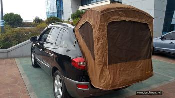 차박용 QM5 전용 텐트