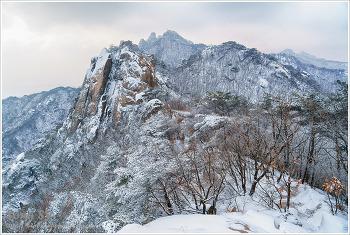 도봉산 눈산행