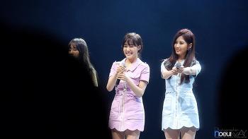 130315 와팝 소녀시대 TTS 직캠 캡쳐
