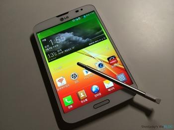 특별한 비율의 스마트폰 LG Vu:3 개봉기