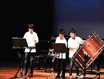 아산온궁오케스트라 향상연주회