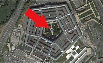 소련이 항상 주시했던 미국 펜타곤 중앙건물의 비밀