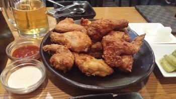 홍대 맛집 / 누나홀닭 / 설빙 치즈빙수