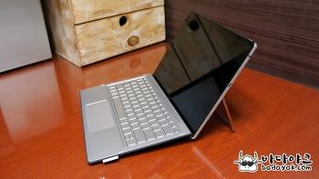 HP 스펙터 X2 12-a008nr 분리형 2 in 1 윈도우 태블릿PC 단점 위주의 사용 후기