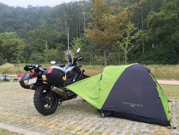 다음에 또 갈 그 곳 001 영월군 강변 저류지 - 무료 오토캠핑장