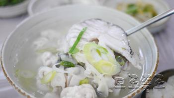[경남 거제도 외포 맛집] 양지바위횟집 - 생대구탕, 물메기탕
