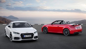 TT를 위한 스포츠 기어 - 2016 Audi TT as S line competition