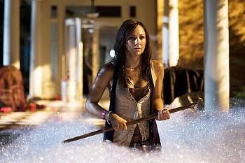 영화 '여대생 기숙사 Sorority Row, 2009', 브리아나 에비건과 친구들의 끔찍한 실수