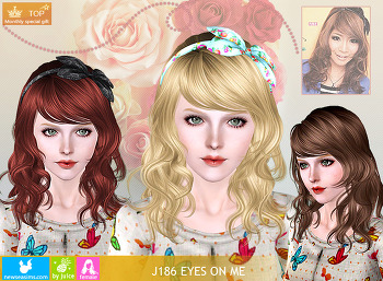 NewSea-SIMS3-hair-J186-EyesOnMe