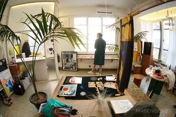 0217-0223 : 헤이리 원과호 펜션 워크샵, 아티스트 프루프 촬영, 상암 일미각 회식, 애성회관 한우곰탕