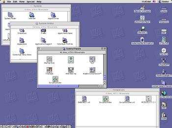 SheepShaver 에뮬레이터 및 Mac OS 9.0.4의 설치 #5 (완결)