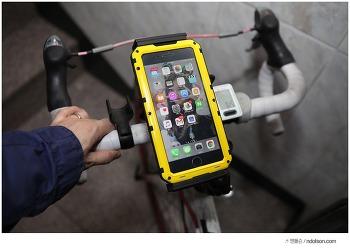 뮤즈캔 LUPHIE, 무적 아이폰7플러스 만들어 줄 고강화 방수 범퍼케이스
