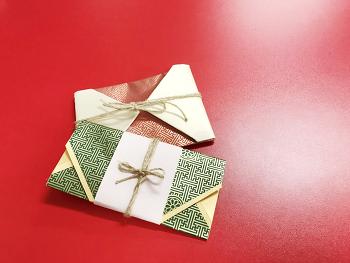 설날 선물 세뱃돈 봉투 만들기