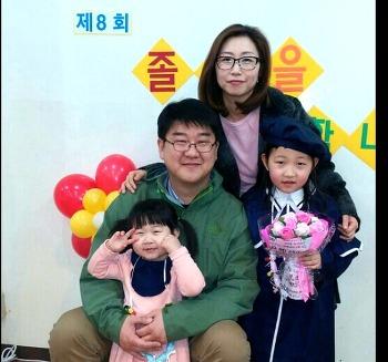 2017.02.22 당산동 별님스타키즈 졸업식 (focused on Leighanne)