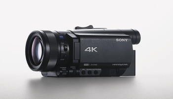소니코리아, 최신 동영상 기술 탑재한 4K 핸디캠 FDR-AX700 출시