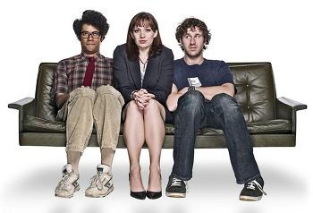 The IT Crowd - 영국 시트콤 TV 시리즈