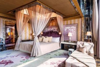 김정은 싱가포르 호텔 세인트레지스 가격