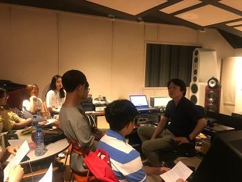 휴먼라이브러리: 음향 엔지니어 황병준님을 만나다