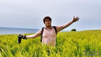 제주도의 봄?! 함덕 서우봉 둘레길 유채꽃과 청보리