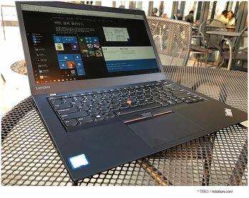 회사원이 추천 하는 윈도우10프로 탑재 비즈니스노트북, 레노버 씽크패드(LENOVO ThinkPad T470s)