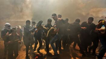 [논평]이스라엘의 팔레스타인 학살 외면한 한국