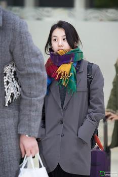 [2018.01.01] 김포공항 입국 트와이스 채영