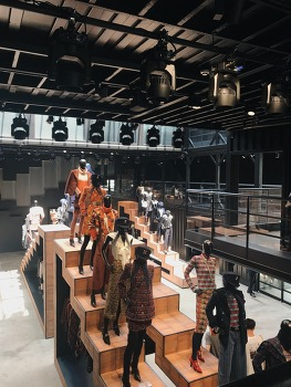 압구정 앤아더스토리즈 쇼핑, 타따블, 샤넬 전시회 #샤넬 인 서울 (&otherstoreis, the table)