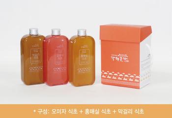 【우리네 상품展】강원곳간 식초세트