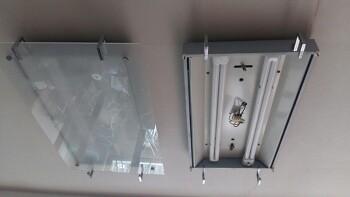 LED모듈 클래어G3 이용한 형광등 교체