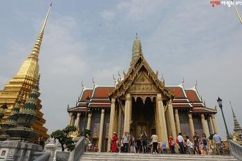 방콕 자유여행 왕궁 배타고 가는 방법, 배 삯, 왕궁복장 입장료