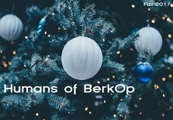 Humans of BerkOp [English Editorial]