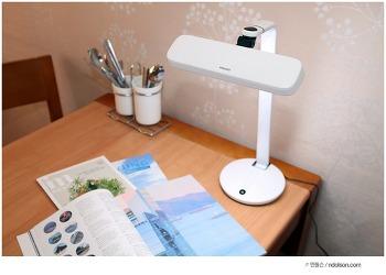 눈부심방지기술이 적용된 필립스 LED 스탠드 스트라이더