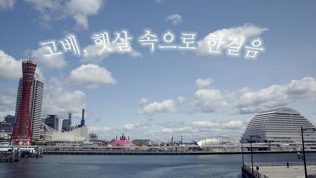[간사이/고베]고베, 햇살 속으로 한걸음