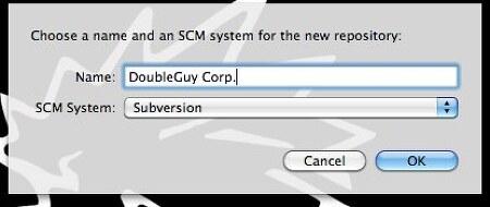 Xcode 에서 svn 사용하기